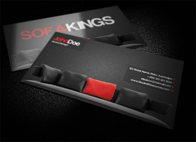 Creative Business Card by KRONTM