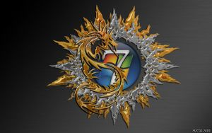 win 7 dragon ring of fire by MJCSD