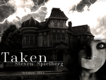 Taken Movie Cover by mwalz