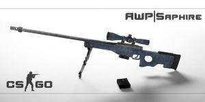 AWP|Saphire by SaphireNishi