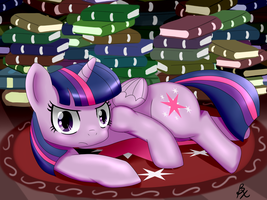 Twilight and books by 40450