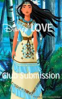 Pocahontas Gown - LadyAmber by Disney-Love