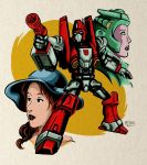 The Girls Who Loved Powerglide by pietrestan