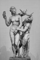 Statue from Greek Natl Museum by mr-lacombe