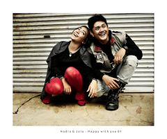 Happy With You 01 by Aditkok