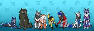 Auto-B-Wolves by TheWolfsgirl90