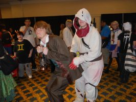 mechacon 2012: amnesia by DeathRage22