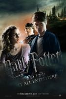 Harry Potter 7 poster by Hardgamerpt