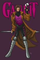 gambit by funeralwind