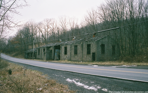 Centralia - Abandoned building by seeker-of-revelation