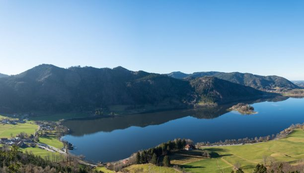 Schliersee, Bavaria, Germany by PeterCraver