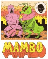 Mambo Competition Entry by Teagle