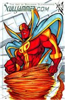 OSC Red Tornado by skulljammer