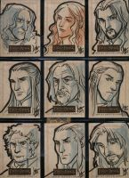 LOTR Masterpieces II 190-198 by aimo