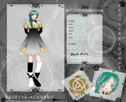 Reina Application || Rosette Academy by M0o0n-Anime
