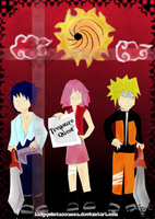 Naruto-Treasure Quest by LadyQuintessence