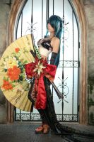 Lovely Vocaloid Cosplay Costume by Leonaclick