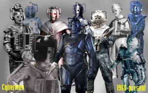 The Cybermen by IronOutlaw56