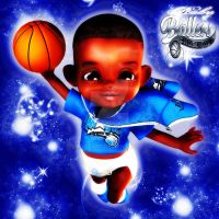 The Chosen Baby Baller by SmoovArt