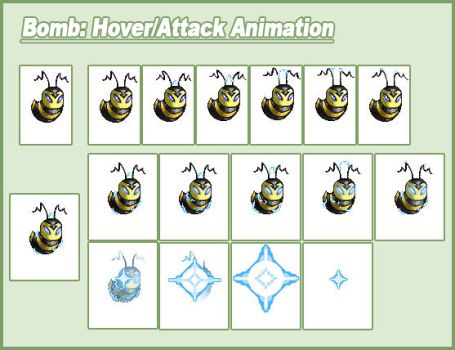 Bomb Animate by CWSSoftware