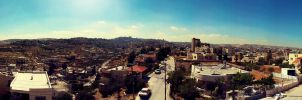 Beit Sahour - A Bird's Perspective by hb2007