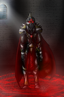 Dark Lord Serverus by MoonstalkerWerewolf