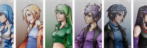 Commission: SPHR, Malvolio and Nerezza Wallpapers by isaiahjordan