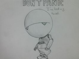 Our Favourite Mechanically Depressed Robot by Tomatobob