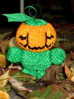 Mr. Pumpkin by Delinlea
