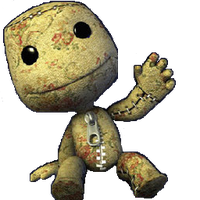 Little Big Planet Icon by mjohare03