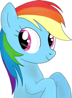 Rainbow Dash by RD-Brony