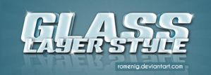 Glass Layer Style by Romenig