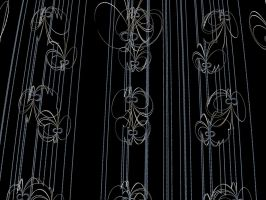 curtain by Oxnot