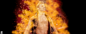 Chris Jericho Banner by Omarison