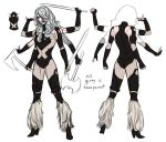 Unncanny X-force Vol 2 Spiral by anklesnsocks