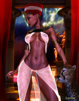 Queen of the Nile by Agr1on