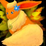 Flareon O.C. by rooey1