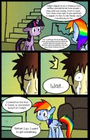 My Little Dashie: Page 127 by NeonCabaret