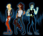 I'm with the Band by Candy2021