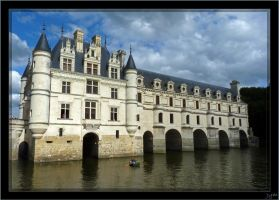 Chenonceaux - 2 by J-Y-M