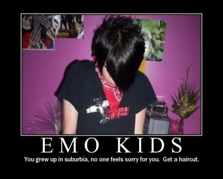 Emo Kids by iWyldIce