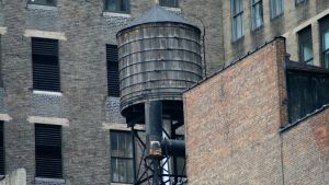 Water tower 2 by kn0tme