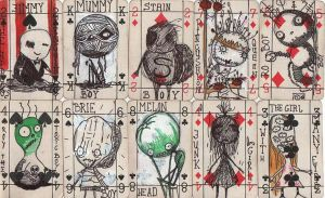The melancholy deck of... by Lord-Vincent