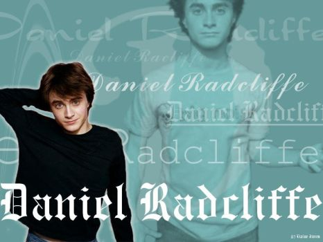 Dan Radcliffe Wallpaper by BaBaKaNuSh-13