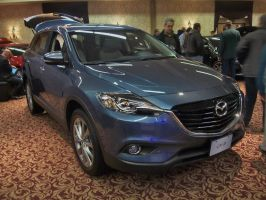 Mazda's Like Harbour Blue by auroraTerra