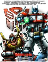 Transformers by shawnr22