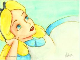 Alice in Wonderland by NoaCelt
