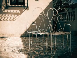 Loving Chairs by Youcef07