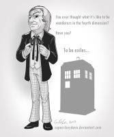 1st Doctor by SupaCrikeyDave