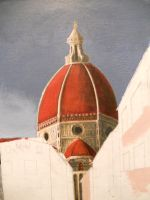 Florence Cathedral WIP by konstantinpalailogos